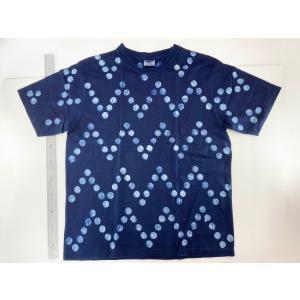 GAIJIN MADE Tシャツ(インディゴ染料)7500106745004|yu-washop