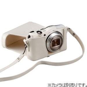 FUJIFILM デジタルカメラケース ホワイト F SC-D30H|yu-yu-stoa