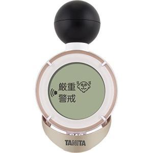 タニタ デジタル温湿度計 コンディションセンサー (炎天下での注意レベルをお知らせ) ゴールド TC-200-GD yu-yu-stoa