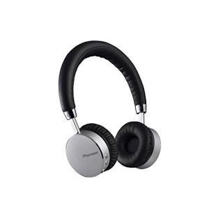 Pioneer ワイヤレスヘッドホン 密閉型/オンイヤー/BluetoothNFC対応/リモコンマイク付/折りたたみ式 シルバー SE-MJ561BT-S 【国内正規品】|yu-yu-stoa