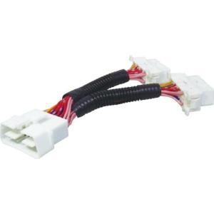 コムテック レーダー探知機オプション OBD2コネクター分岐ハーネス OBD2-OP1|yu-yu-stoa