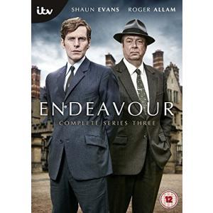Endeavour Series3 新米刑事モース〜オックスフォード事件簿〜(英語のみ)[PAL-UK] [DVD][Import] yu-yu-stoa