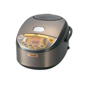 象印 炊飯器 IH式 5.5合ブラウン  NP-VD10-TA|yu-yu-stoa