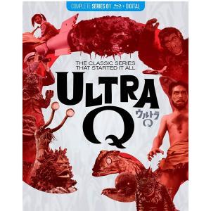 ウルトラQ コンプリート ブルーレイ[Blu-ray リージョンA](輸入版) yu-yu-stoa