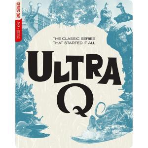 ウルトラQ コンプリート ブルーレイ 限定スチールブック仕様[Blu-ray リージョンA](輸入版) yu-yu-stoa