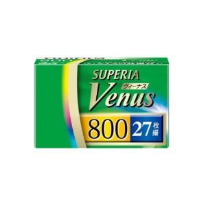 FUJIFILM カラーネガフイルム フジカラー SUPERIA Venus 800 27枚撮り 単品 135 VNS 800-S 27EX 1|yu-yu-stoa