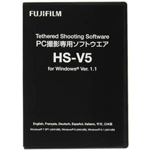 FUJIFILM PC撮影専用ソフトウエア HS-V5|yu-yu-stoa