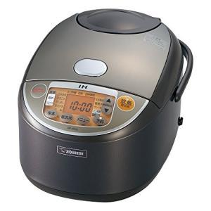 象印 IH炊飯器 極め炊き 1升 ブラウン NP-VN18-TA|yu-yu-stoa