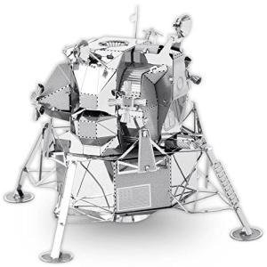 メタリックナノパズル アポロ月着陸船|yu-yu-stoa