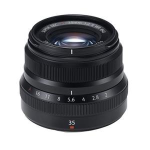 FUJIFILM 単焦点標準レンズ XF35mmF2R WR B ブラック|yu-yu-stoa