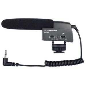 SENNHEISER ビデオカメラ用 ショットガン・マイク MKE 400 [並行輸入品] yu-yu-stoa