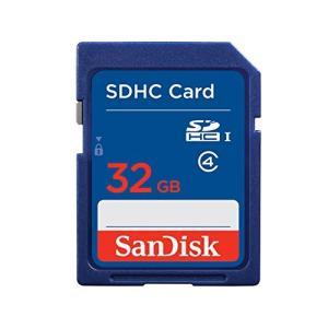 ●●SanDisk SDHC 32GB Class4 ●海外パッケージ版