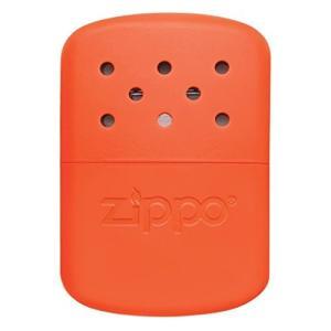ZIPPO ハンドウォーマー 新色 オレンジ yu-yu-stoa