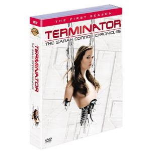 ●新品 ●ターミネーター:サラ・コナー クロニクルズ 〈ファースト〉(5枚組) [DVD]   ●あ...