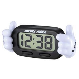ナポレックス  車用時計 ディズニー・カーグッズ デジタルクロック ミッキー 汎用 WD-327|yu-yu-stoa