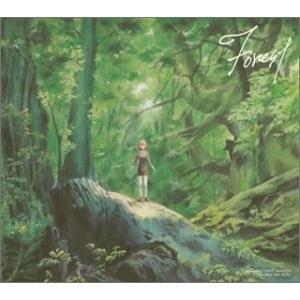 無人惑星サヴァイヴ O.S.T.「FOREST」 中古 良品 CD