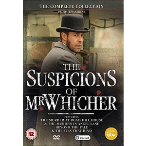 The Suspicions of Mr Whicher - The Complete Collection [Import anglais] yu-yu-stoa
