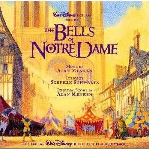 ノートルダムの鐘 ― オリジナル・サウンドトラック (英語版) 中古 良品 CD