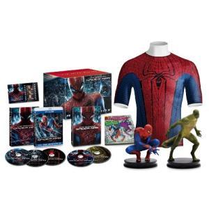 アメイジング・スパイダーマンTM アメイジング BOX(3000セット限定) [Blu-ray]|yu-yu-stoa