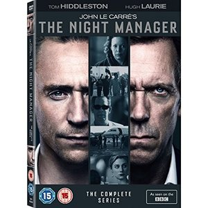 The Night Manager ナイト・マネージャー (英語のみ)[PAL-UK] [DVD][Import] yu-yu-stoa