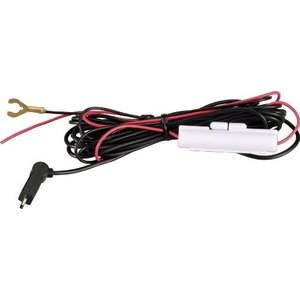 コムテック 直接配線コード ZR-02 レーダー探知機用オプション品 長さ約4.0m ACC線 IG線 直接電源|yu-yu-stoa