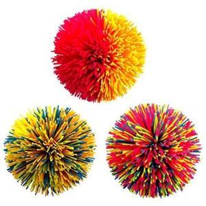 Hasbro クッシュボール(Kooshball)レギュラーサイズ 3種類セット 並行輸入品 yu-yu-stoa