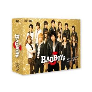 BAD BOYS J DVD BOX豪華版(本編4枚+特典ディスク)(初回限定生産) 中古 良品