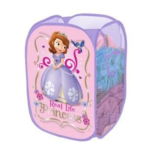 Disney(ディズニー) ちいさなプリンセス ソフィア ポップアップハンパー メッシュ ランドリーバスケット (並行輸入品) yu-yu-stoa