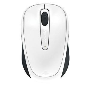 マイクロソフト マウス ワイヤレス/小型 ホワイト Wireless Mobile Mouse 3500 GMF-00424 yu-yu-stoa