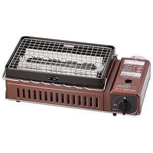 ●●手軽なカセットボンベを燃料に使う卓上炉ばた焼器です。ご家庭の卓上で七輪のような炙り焼き炉ばた焼き...