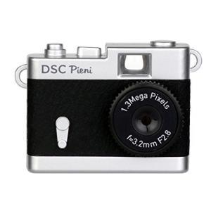 Kenko デジタルカメラ DSC Pieni 131万画素 動画・静止画撮影可能 ブラック DSC-PIENI-BK|yu-yu-stoa