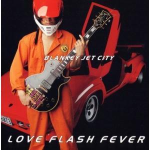 LOVE FLASH FEVER 中古 良品 CD