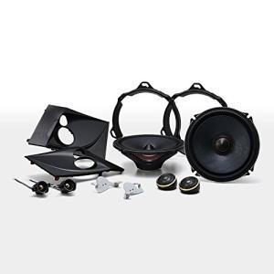アルパイン(ALPINE) 60系ハリアー専用 3WAYスピーカー X(エックス)18cm X3-180S-HA|yu-yu-stoa