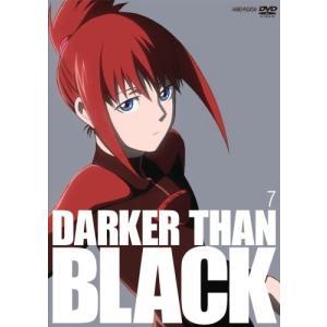 DARKER THAN BLACK-黒の契約者- 7 [DVD] 中古 良品