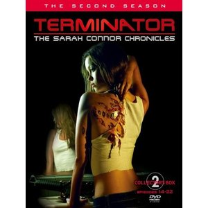 ●新品 ●ターミネーター : サラ・コナー クロニクルズ 〈セカンド・シーズン〉 コレクターズ・ボッ...