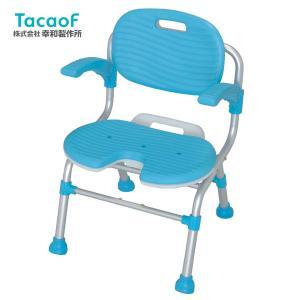 介護用風呂椅子 幸和製作所 テイコブU型シャワーチェアSCU01 入浴|yua-shop