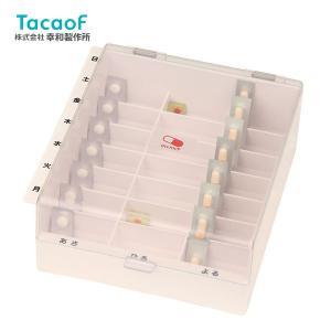 幸和製作所 テイコブMyカルテくすり整理ボックス HEC04 薬ケース yua-shop