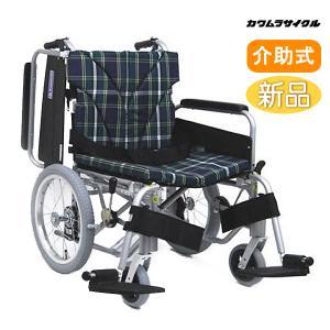 車椅子 カワムラサイクル KA816-45B|yua-shop