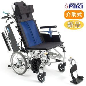 車椅子 ミキ MiKi ティルト&リクライニング BAL-12 介護 介助用 yua-shop