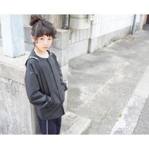 sailor jacket / L(120-135cm) LL(135-150cm)|yubae-design-store