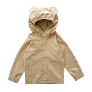 Teddy bear jacket / M(105-120cm)|yubae-design-store
