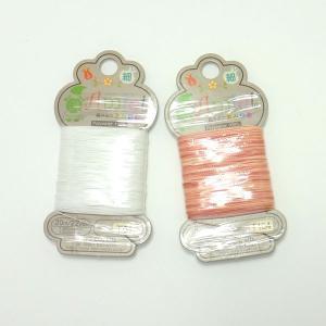 「Amiet」編み糸のあみいと 20m巻 細タイプ TOHO  (メール便可/取り寄せ商品)|yucasiho