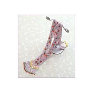 BK-18 ネックレス step2(中級) TOHOビーズ織りキットシリーズ  (お取り寄せ) |yucasiho