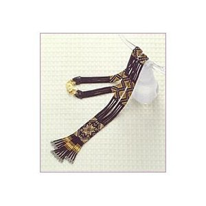 BK-19 ネックレス step2(中級) TOHOビーズ織りキットシリーズ  (お取り寄せ) |yucasiho