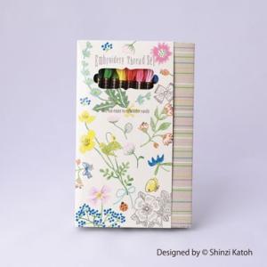 刺しゅう糸アソートBOX BX-1 Flower Garden(フラワーガーデン)オリムパス (不可メール便/取り寄せ商品)|yucasiho