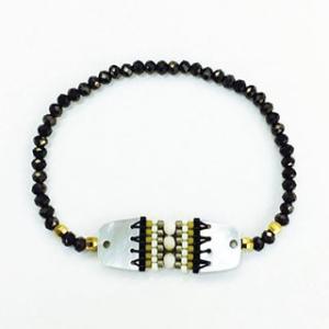 アクセサリーブランド BEADED DNA からDIYキット初登場! DIY-5 ブレスレット (メール便可/お取り寄せ)