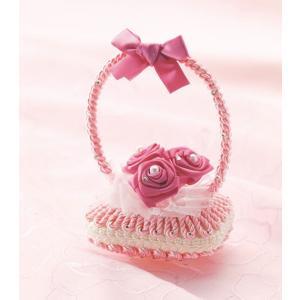 デコソープ「DS-2(ピンク)」 香る花かご!せっけん手芸  パナミ手作りキット (メール便可/お取り寄せ)|yucasiho