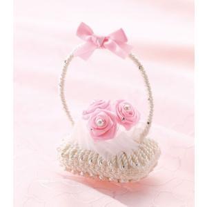 デコソープ「DS-3(白ピンク)」 香る花かご!せっけん手芸  パナミ手作りキット (メール便可/お取り寄せ)|yucasiho