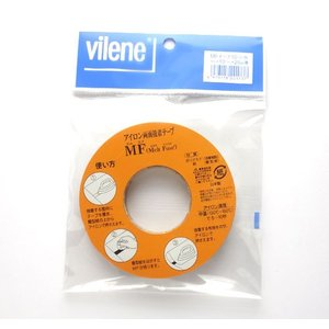 10mmアイロン両面接着MFテープ 離型紙つき バイリーン (メール便可/お取り寄せ) yucasiho