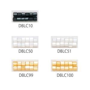 DBLC(8/0)カット大3g MIYUKIデリカビーズ 最高級ガラスシードビーズ(お取り寄せ)|yucasiho
